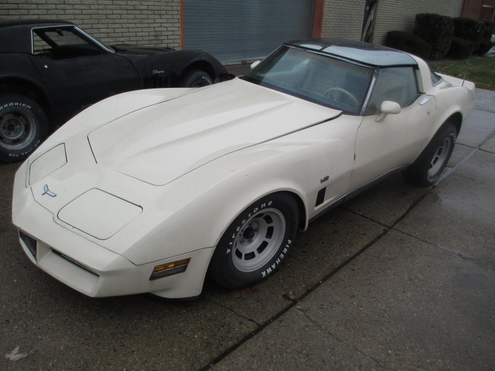 1980 Corvette Coupe L-82 Project or Parts Car