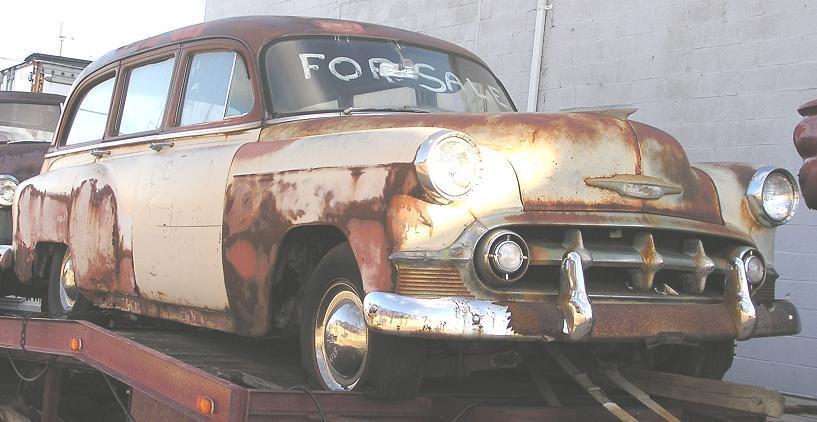1953 Chevrolet Station Wagon