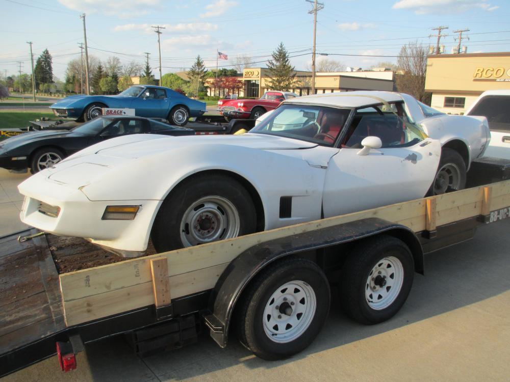 Corvette For Sale - 1981 Corvette Coupe L81 350 Auto