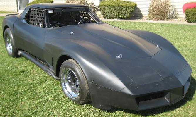 1969/1982 Corvette Vintage Road Race Kevlar Project Car SCCA Wild Street Machine