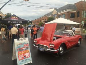1961 Corvette Convertible Raffle Car for WCSX/Holy Cross Children's Services