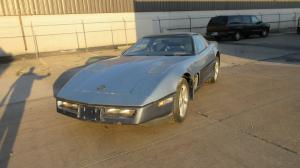 1985 Corvette Coupe Complete 4+3 Parts Car