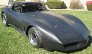 1969/1982 Corvette Coupe Vintage Road Race Kevlar Project Car SCCA Wild Street Machine