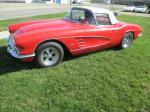 1961 Corvette Convertible with 350 4 Speed Rebuilt Engine, Transmission, Chassis, Carpet, Etc. Image 8