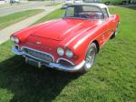 1961 Corvette Convertible with 350 4 Speed Rebuilt Engine, Transmission, Chassis, Carpet, Etc. Image 9