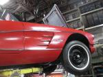 1961 Corvette Convertible with 350 4 Speed Rebuilt Engine, Transmission, Chassis, Carpet, Etc. Image 183