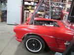 1961 Corvette Convertible with 350 4 Speed Rebuilt Engine, Transmission, Chassis, Carpet, Etc. Image 195