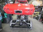 1961 Corvette Convertible with 350 4 Speed Rebuilt Engine, Transmission, Chassis, Carpet, Etc. Image 219