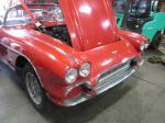 1961 Corvette Convertible with 350 4 Speed Rebuilt Engine, Transmission, Chassis, Carpet, Etc. Image 235