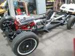 1961 Corvette Convertible with 350 4 Speed Rebuilt Engine, Transmission, Chassis, Carpet, Etc. Image 271